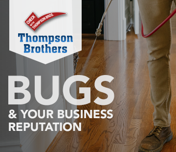 Bugs and Your Business Reputation